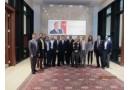 Dubay Dubay İxrac Korporasiyasının Bakı Ağ Şəhər layihəsinin ofisini ziyarət etmişdir