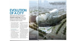 Evolution of a city - Angles magazine UK
