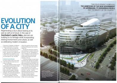 Evolution of a city - Angles magazine UK