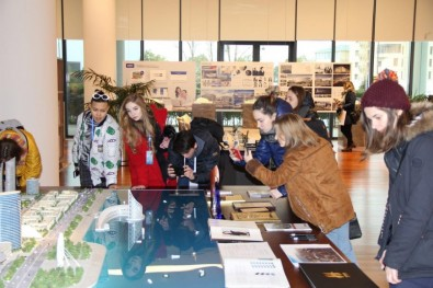 Future architects visited Baku White City