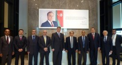 Visit of Majid Al Futtaim Group to Baku White City