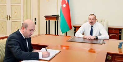 """President Ilham Aliyev: """"The removal of Black City and the creation of environmentally friendly White City in its place is yet another historic achievement of ours."""""""